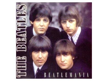 CD Beatles - Beatlemania