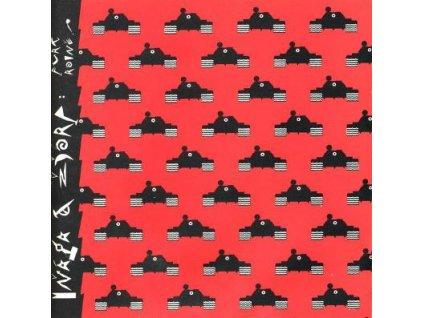 CD Mňága & Žďorp - Furt rovně ! (1992)