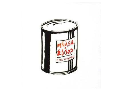 CD Mňága & Žďorp - Made in Valmez (1990)