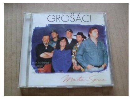 CD GROŠÁCI - MASTER SERIE
