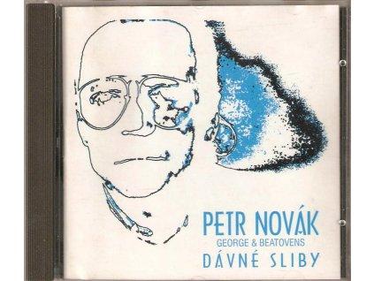 CD Petr Novák George and Beethovens - Dávné sliby