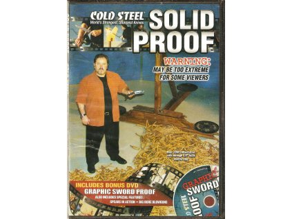 DVD Cold Steel - SOLID PROOF