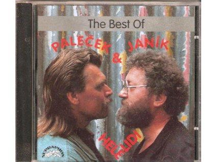 CD The Best Of Paleček a Janík - HELE LIDI