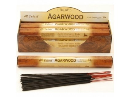 Vonné tyčinky - AGARWOOD (Sada 20 ks)