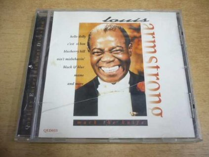 CD LOUIS ARMSTRONG  Mack The Knife