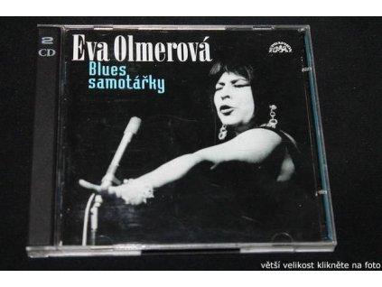 2CD - Eva Olmerová - Blues Samotářky  To Nejlepší 1962-1992