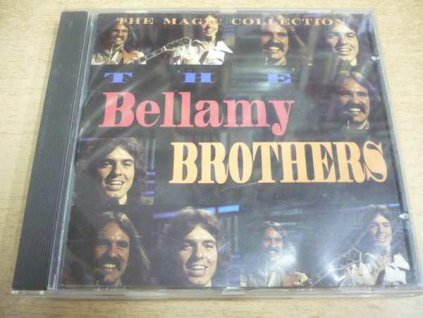 CD BELLAMY BROTHERS  The Magic Collection