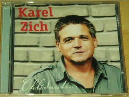 CD Karel Zich - Ohlédnutí .... (2004) neprodejné !