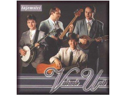 CD Vabank Unit - Tajemství (1996)