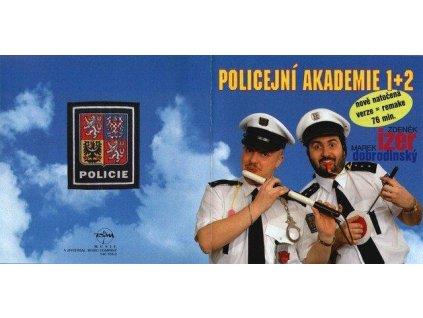 Zdeněk Izer - Policejní akademie 1+2