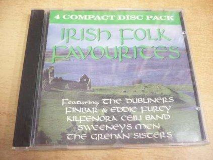 CD IRISH FOLK FAVOURITES