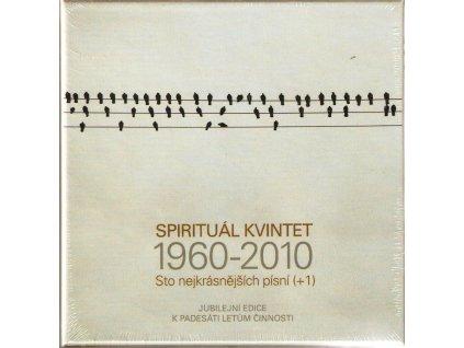 4CD Spirituál Kvintet - Sto nejkrásnějších písní (+ 1)