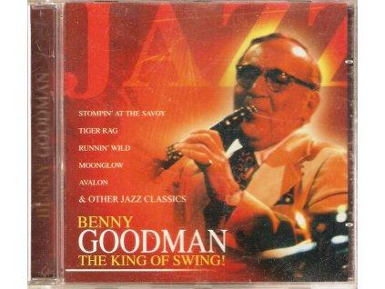 CD Benny Goodman - The King of Swing