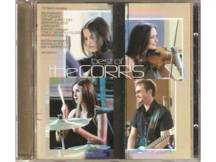 CD CORRS - The Best of The Corrs