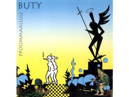 CD Buty - Ppoommaalluu (1994) special edition
