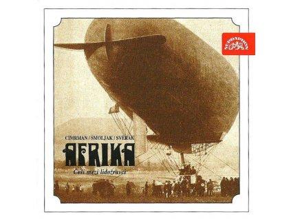 CD Cimrman  Smoljak  Svěrák - Afrika (2003)