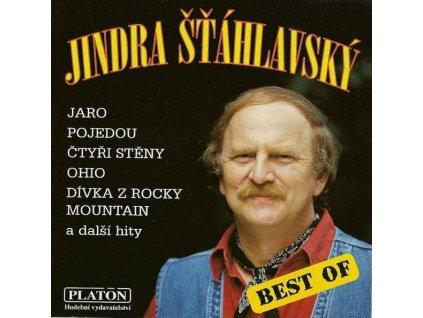 CD JINDRA ŠŤÁHLAVSKÝ - BEST OF