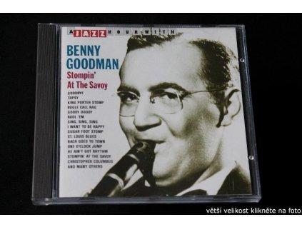 CD - Benny Goodman - Stompin' At The Savoy