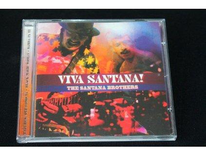 CD - The Santana Brothers - Viva Santana!