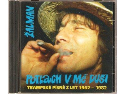 CD Žalman - Potlach v mé duši