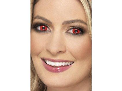 Oční čočky - Čert
