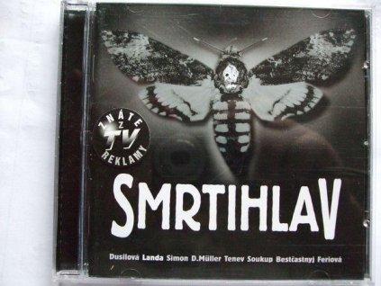 CD DANIEL LANDA - SMRTIHLAV