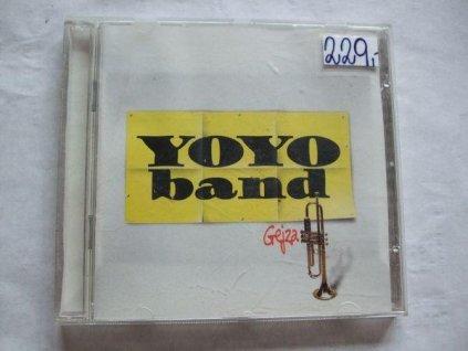 CD YO YO BAND - GEJZA