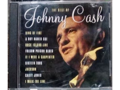 CD The Best Of Johnny Cash in Concert