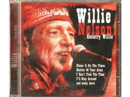 CD Willie Nelson - Country Willie