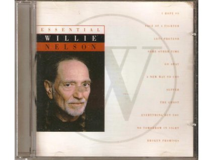 CD Willie Nelson - Essential