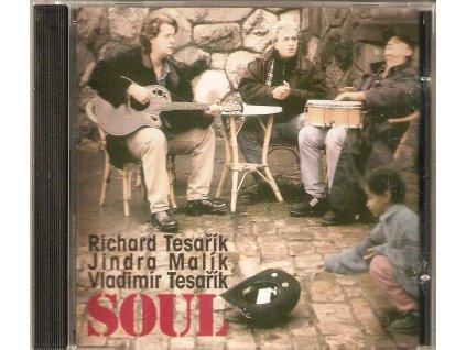 CD Tesařík - Malík - Tesařík - SOUL