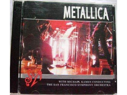 2CD METALLICA - S&M