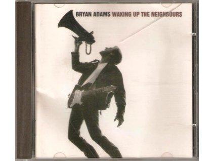 CD Bryan Adams - Waking Up The Neighbours