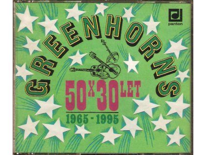 2CD Greenhorns 50x30 let 1965 - 1995