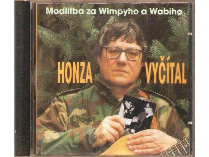 CD Honza Vyčítal - Modlitba za Wimpyho a Wabiho
