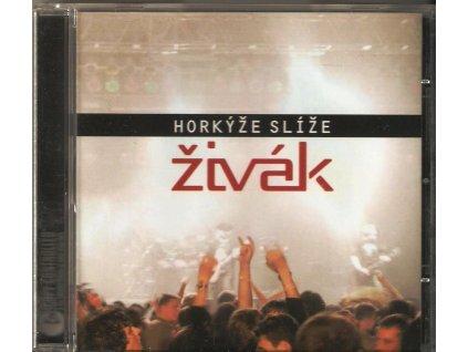 CD Horkýže Slíže - ŽIVÁK (26 songů)