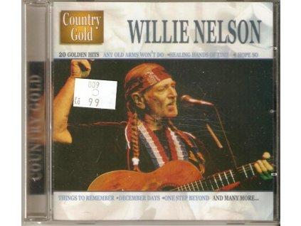 CD Willie Nelson - 20 Golden Hits