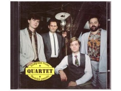 CD Quartet - Stránka pamětí