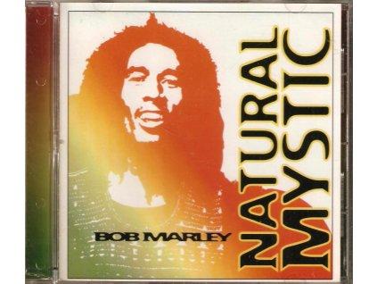 CD Bob Marley - Natural Mystic