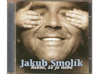 CD Jakub Smolík - Řekni, že je nebe