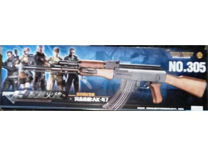 Airsoftový samopal AK-47 No.305