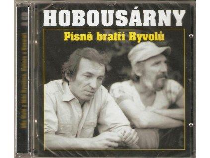 2CD Hobousárny - Písně bratří Ryvolů. 55x Wabi a Miki Ryvolové, Hoboes a Nezmaři