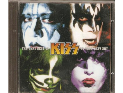 CD KISS - THE VERY BEST OF