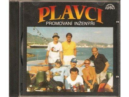 CD Plavci - Promovaní inženýři