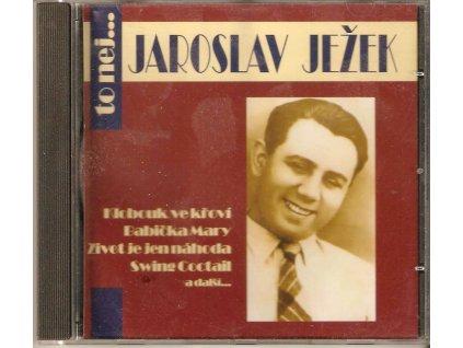 CD to nej... Jaroslav Ježek - červené