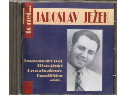 CD to nej... Jaroslav Ježek - modré