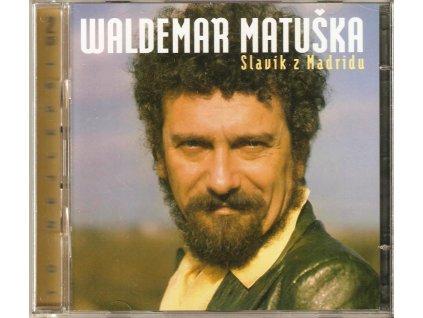 2CD Waldemar Matuška - Slavík z Madridu