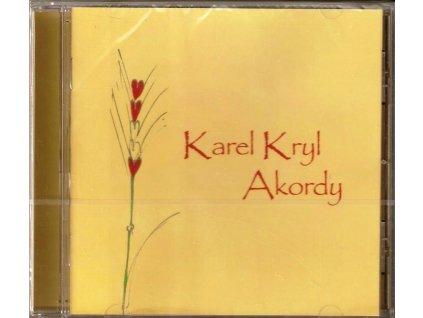 CD Karel Kryl - Akordy