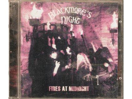 CD Blackmore´s Night - Fires At Midnight