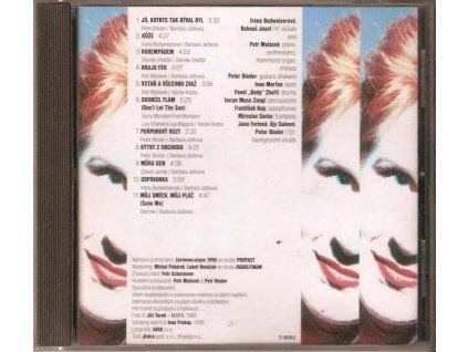 CD Irena Budweiserová - Svlíkání z kůže
